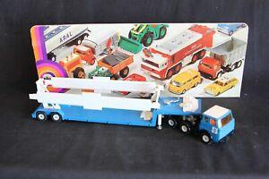 Siku Hanomag-Henschell truck with trailer 1:60 #3712 (J&KvW)