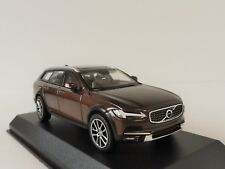 Volvo V90 Cross Country 2017 Maple Brown 1 43 Model 870069 NOREV