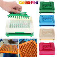 Professional Capsule Filler Filling Machine 00 for Empty Capsules Size 00..