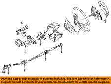 Geo GM OEM 93-97 Prizm Steering Column-Jacket 94854682