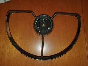 Rare  MG MAGNETTE , WOLSELEY Steering Wheel Horn Ring & Horn Switch  54300183