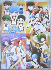 The Basketball which Kuroko Plays Anime / Manga Postcards #1  (Set of 10)