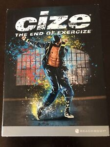 Cize: The End Of Exercise (DVD + Booklet)