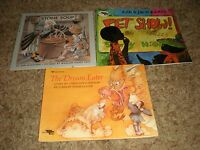 Lot of Childrens Books The Dream Eater Stone Soup Pet Show Ages 5-9 Reader Kids