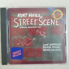 Kurt Weill: Street Scene (Original Broadway Cast) Langston Hughes *Mint*