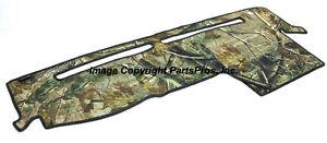 NEW Realtree AP Camo Camouflage Dash Mat Cover / FOR 2004-12 COLORADO CANYON