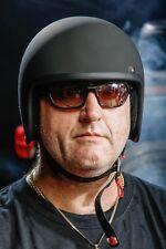 CHOPPER HELMET HARLEYS COOL CAP FIBERGLASS SMALL MEDIUM LARGE X-LARGE XX-LARGE