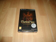 TACTICS OGRE LET US CLING TOGETHER ED. COLECCIONISTA SONY PSP NUEVO PRECINTADO