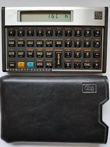 Calculatrice hp 16c Hewlett Packard USA Scientifique Programmable Calculator