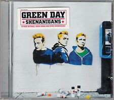 "CD ALBUM GREEN DAY ""SHENANIGANS"""