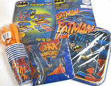 Batman Complete Party Sets and Kits