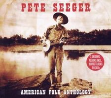 Pete Seeger - American Folk Anthology 3 Albums incl. Bonus Tracks on 3 CDs    B1