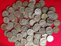 ✯ (10) Buffalo Nickels FULL DATE 1920s 1930s ✯ Classic Old U.S. Coins ✯