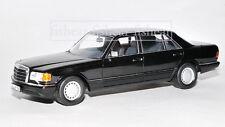 Mercedes 560SEL W126  black 1:18 Norev