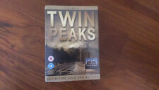 Twin Peaks - The Definitive Gold Box Edition DVD, 2007, Collectors Edition...