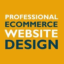 WEB DESIGN, WEBSITE DESIGN HOST, ECOMMERCE, RESPONSIVE, SEO, EBAY, FOR SALE