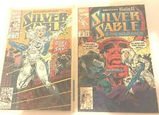 Silver Sable and the Wild Pack Issues # 3, 10 1992