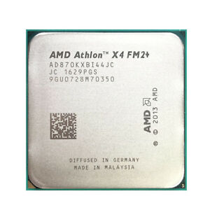 AMD Athlon X4 870K 3,9GHz Quad-Core AD870KXBI44JC Socket FM2+ PC Processor CPU