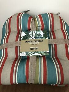 Tommy Bahama Indoor / Outdoor Seat Cushions Water Resistant NWT