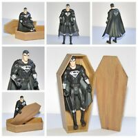"Death of Superman   3.75"" DC Universe Toy Figure with Coffin"