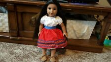 American Girl Doll Josefina with Accessories, Outfit, and Goat in Original Box