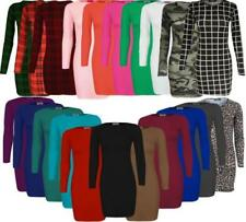 Above Knee, Mini Tunic Plus Size Dresses for Women