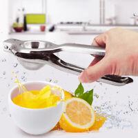 Stahl Orange Frischer Saft Küche Entsafter Hand Presse Lemon Squeezer