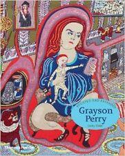 Grayson Perry New Paperback Book Jacky Klein