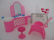 BARBIE Beauty Salon INSTITUT DE BEAUTÉ - MATTEL 1987 Loose