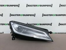 AUDI TT 8S 2015-2018 XENON HEADLIGHT WITH DRL LED  RIGHT SIDE O/S COMPLE GENUINE