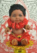 Luk Thep Child Angel Spirit Kuman tong Doll Thai Amulet Talisman Wealth Lucky