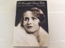 Lois Moran Bio Silent Film Star F Scott Fitzgerald John Gilbert Chaney 1st ED HC