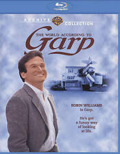 The World According to Garp Blu-ray (1982) - Robin Williams, Glenn Close
