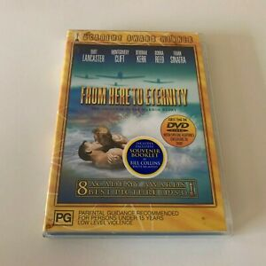 From Here From Eternity - DVD - Free Postage !!
