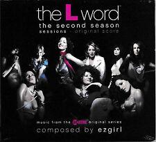 The L word-the second season/sessions-original score/ezgirl CD NEUF + OVP