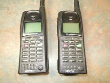 Lot of 2 Rare Motorola iDen r370Xl Digital Cell Cellular Phone Nextel 2X