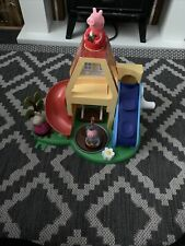 Peppa Pig Weeble House And Figures