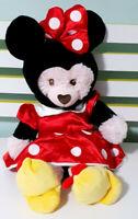 Disney Minnie Mouse Build A Bear Plush Toy 49cm Tall!