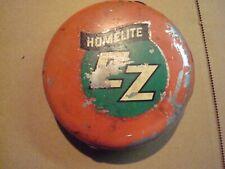 Genuine Homelite Dust Cover For Recoil Starter On Vintage Homelite Chainsaws