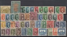 AJ5321/ IRAQ – 1923 / 1942 USED SEMI MODERN LOT