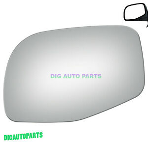 Mirror Glass Adhesive For 1998 1999 2000 2001 Mazda B2500 Driver Left Side LH