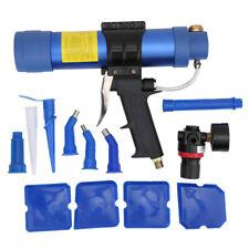 310ML Pneumatic Glass Glue Gun Speed Adjustable Silicone Gun