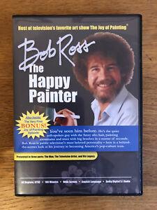 Bob Ross  Doku The Happy Painter - The Joy of Painting DVD