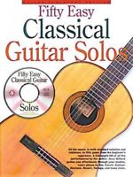 Fifty Easy Classical Guitar Solos, Paperback by Willard, Jerry (EDT), ISBN-13...