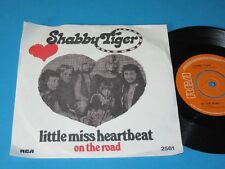 Shabby Tiger / Little Miss Heartbeat (RCA Victor 2561) - 7""