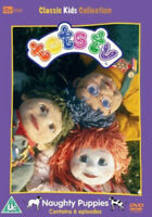 Tots TV: The Naughty Puppies and Other Stories DVD (2007) cert Uc ***NEW***