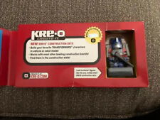 Transformers Kre-O Optimus Prime Convention Exclusive New - FREE SHIPPING