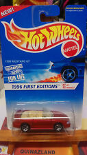 Hot Wheels First Editions 1996 Mustang GT 1996-378  (9997)