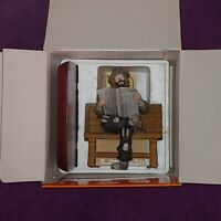 "Emmitt Kelly, Jr. ""Big Business"" Porcelain figure by Flambro"
