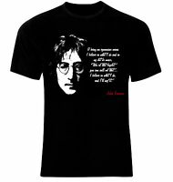 The Beatles John Lennon Rock T-Shirt All Sizes